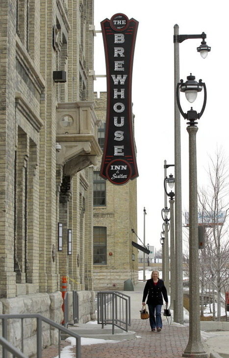 Former Pabst brewery gets green LEED Platinum designation - Milwaukee Journal Sentinel (blog)   Healthy Homes Chicago Initiative   Scoop.it