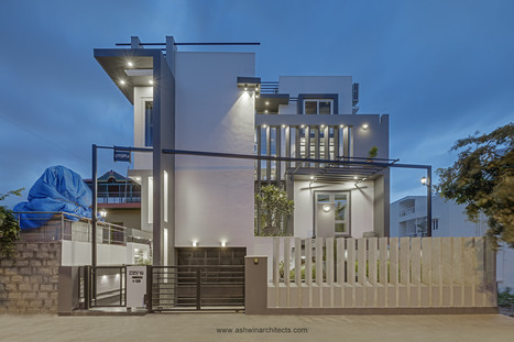 Modern House Designs in India. Architecture Services in India. | Geeta Patel | Scoop.it