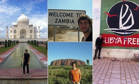 Brit man becomes youngest person to visit every country in the world | Roads Less Travelled | Scoop.it