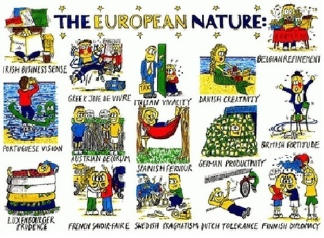 Some funny European Stereotypes. | OneEurope | Scoop.it