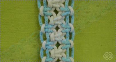 Comment réaliser un bracelet de macramé avec 8 cortes, noeuds carrés | Bracelets Brésiliens | Tout sur comment réaliser bacelets brésiliens et bracelets en macramé | Bricolage pour mes enfants | Scoop.it
