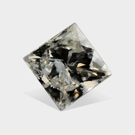 0.21 ctw 3 38 x 3 22 mm H White Color I1 Clarity Princess Cut Loose Diamond | Loose Diamonds | Scoop.it