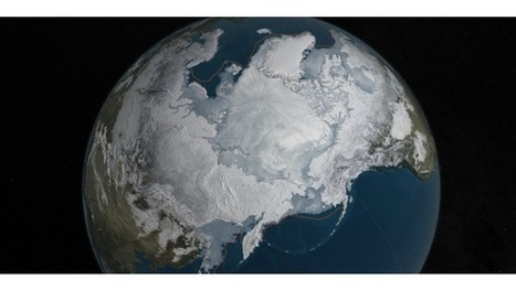 Six mois de fonte de l'Arctique, vue de l'espace | Ca m'interpelle... | Scoop.it