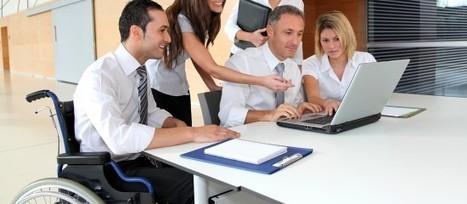L'emploi des travailleurs handicapés connaît des signes encourageants | Emploi et handicap | Scoop.it