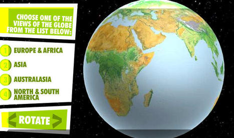 Oxfam - Mapping Our World: Home   Where Do I Fit? HSIE resources for Stage One teachers and students   Scoop.it