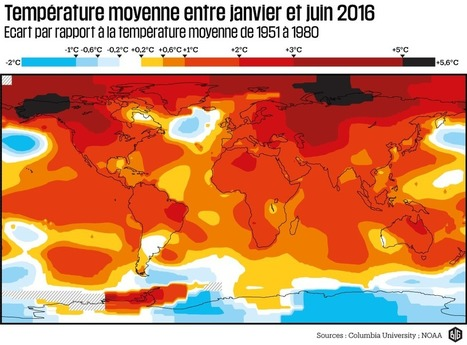 «La rapidité du réchauffement actuel est sans équivalent depuis au moins 8000ans» | Développement durable et efficacité énergétique | Scoop.it