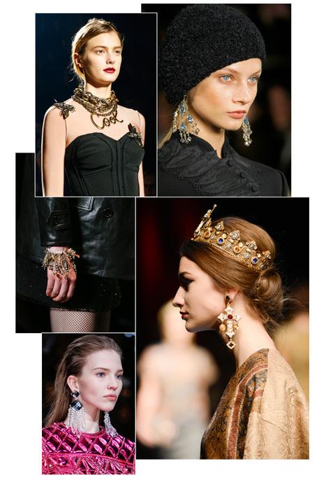 Les tendances bijoux de la Fashion Week automne-hiver 2013-2014 | Bijoux et montres tendances | Scoop.it