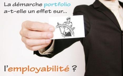 Question : La démarche portfolio a-t-elle un effet sur l'employabilité ? ‹ Blog accompagner-demarche-portfolio.fr | Mobilité professionnelle, employabilité, flexisécurité... | Scoop.it