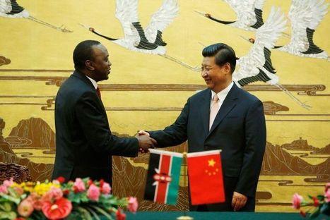 Kenya looks east, signs $5 bln China deals - Fox News | East Africa | Scoop.it