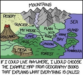 In an Ideal World... | Geography Education | Scoop.it