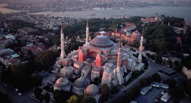 A Monumental Struggle to Preserve Hagia Sophia | Archaeology News | Scoop.it