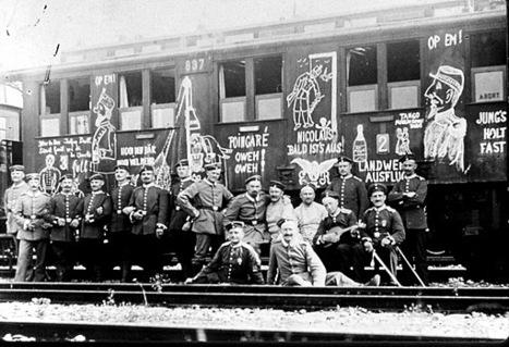 Les nouvelles thèses sur les causes de la Grande Guerre passionnent l'Allemagne | Intervalles | Scoop.it