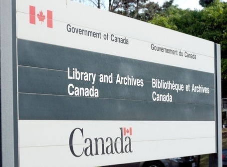 Anger greets secret private Library and Archives Canada deal | Innovations in e-Learning | Scoop.it