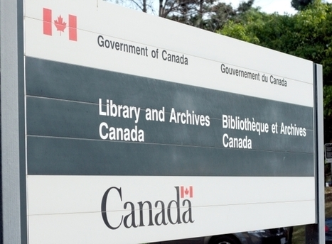 Anger greets secret private Library and Archives Canada deal | Response Prompts | Scoop.it
