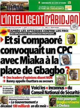 Littérature / Prix Ivoire 2012 : Alain Mabanckou et Jacques Chevrier ... - Abidjan.net   enseigner la littérature   Scoop.it