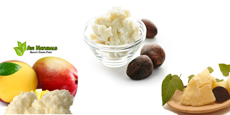 Largest Organic and Natural  Cosmetic Butters Supplier, Manufacturer in India | Essential Oils | Scoop.it