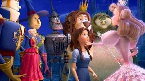 Matthew Jon Beck Finds Voices for 'Legends Of Oz' - Voice Over Times | Voice Overs | Scoop.it