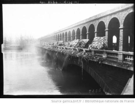 Quand on jetait les ordures dans la Seine | GenealoNet | Scoop.it