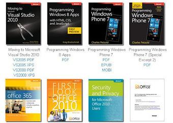 Télécharger 80 livres gratuits de Microsoft | Education & Numérique | Scoop.it