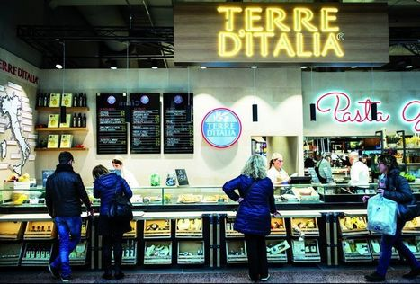 """Carrefour Italie teste """"l'hyper-restauration""""   TRADCONSULTING 4 YOU   Scoop.it"""