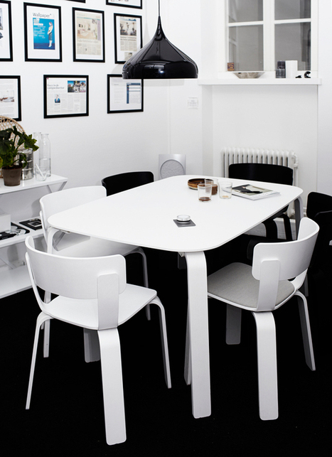 Happy Interior Blog: Our Blogger Apartment In Stockholm | Creation and Innovation | Scoop.it