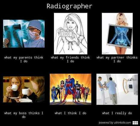 Radiographer | What I really do | Scoop.it