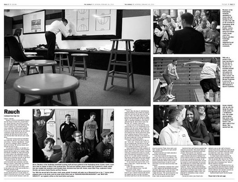 Small Town Newspaper Succeeding by Prioritizing Photojournalism | alles für den foto | Scoop.it