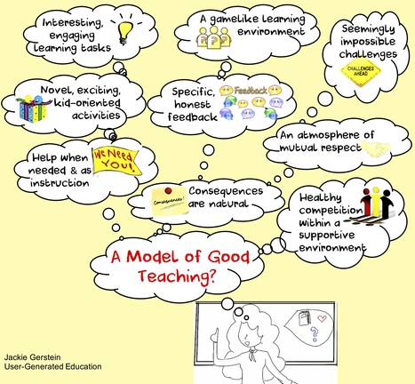 A Model of Good Teaching? | Education - RHR | Scoop.it