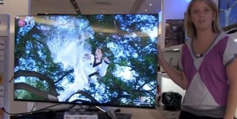 Votre « smart TV » de marque LG vous espionne - Terrafemina   l'anonymat à l'ère d'internet   Scoop.it