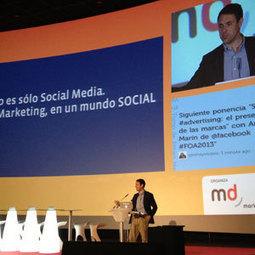 A. Marín (Facebook) en #FOA2013: El futuro de la publicidad es una búsqueda constante por la creatividad, por ofrecer innovación y por acercarse a los consumidores : Marketing Directo | Big Media (Esp) | Scoop.it