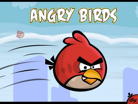 20 Angry Birds Desktop Wallpapers | My Tech Quest | Angry Birds | Scoop.it