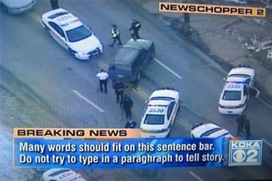 15 Hilarious News Chyron Mistakes | MyEnglish Melvin | Scoop.it