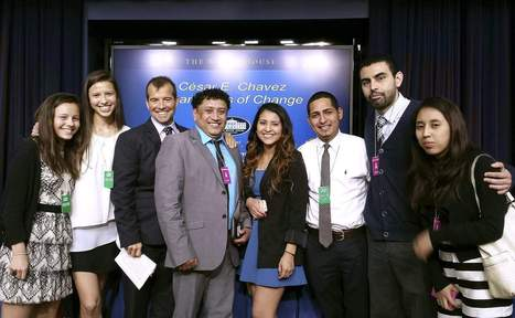 White House honors community leader for service to Latino youth population - Gazette.Net: Maryland Community News Online | Everyday Leadership | Scoop.it