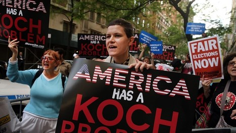 A Must Read: Jane Mayer's 'Dark Money' Uncovers Hidden History of Billionaire Kochs - BillMoyers.com | Sustain Our Earth | Scoop.it