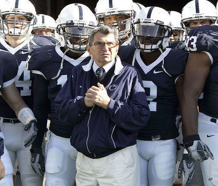 Should Joe Paterno Resign? | Ethics in Sports and Coaching: Thomas, H | Scoop.it