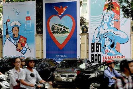 Industrialization and Economic Development - Why Vietnam Can't Count on Its Neighbors to Rally Against China | Human Geography | Scoop.it