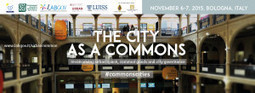 The City as a commons: the first international conference on URBAN COMMONS | actions de concertation citoyenne | Scoop.it