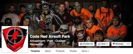 SoCal News: CODE RED CLOSED...but not for long! - Facebook Fan Page | Thumpy's 3D House of Airsoft™ @ Scoop.it | Scoop.it