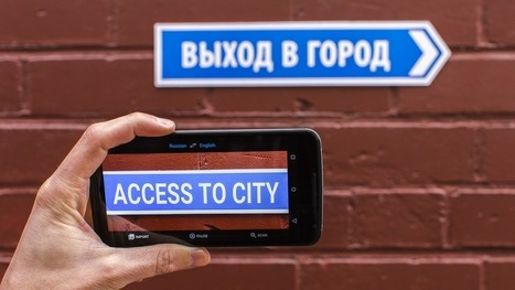 Google Translate gets smarter with language detection, Word Lens | Miscellaneous | Scoop.it