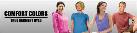 Browse and Shop Comfort Colors T Shirts with Amazing Styles at GotApparel! | Gotapparel | Scoop.it