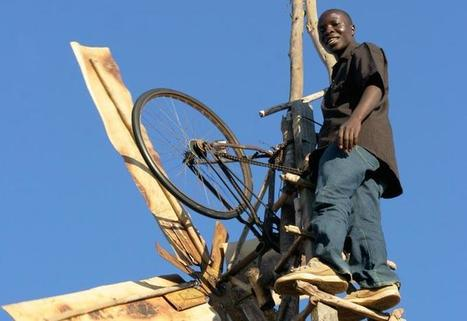 How I harnessed the wind #creativity #renewables | Messenger for mother Earth | Scoop.it
