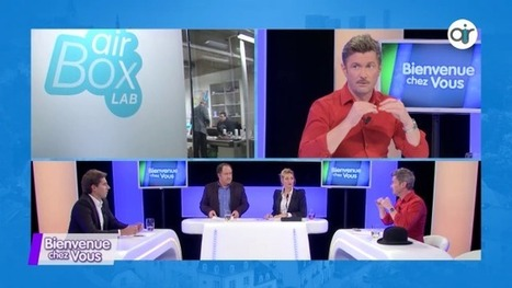 Airboxlab in Air TV - 05th Nov | Internet of Things - Quantified Home | Scoop.it