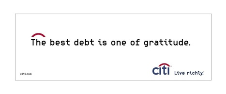 "Citibank's ""Live Richly"" Ad Campaign Case Study 