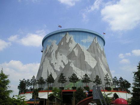 Complètement ahurissant : cette centrale nucléaire allemande a été métamorphosée en véritable parc d'attractions | Allemagne tourisme et culture | Scoop.it
