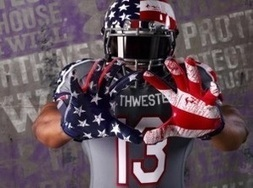 Old Glory design brings crisis toUnder       Armour and Northwestern University | Public Relations Australia | Scoop.it