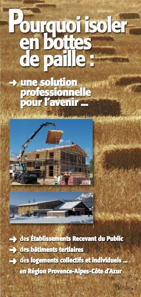 """"""" CONSTRUCTION EN PAILLE"""" - LE GABION   AutoConstruction   Scoop.it"""