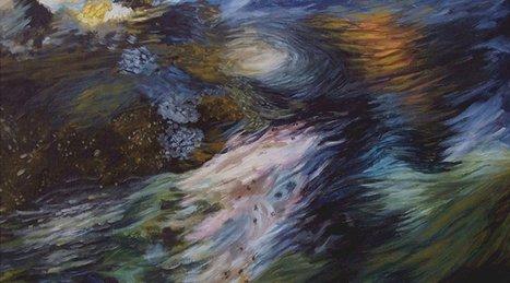 Katerina Kaloumenou - Painting - Manhattan Arts International | Art World News with NYC Focus | Scoop.it