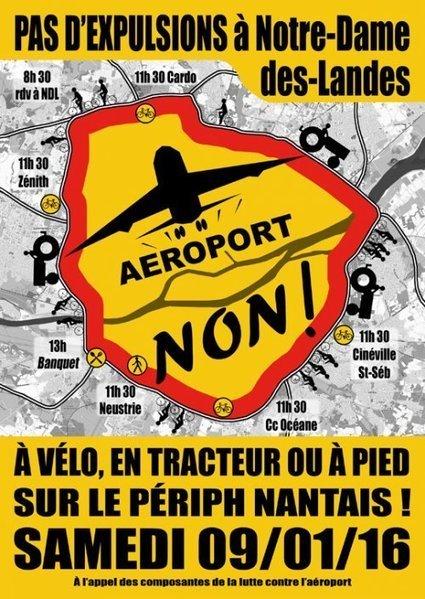 Notre-Dame-des-Landes : manifestation le 9 janvier à Nantes pour s'opposer aux expulsions   Sale temps pour la planète   Scoop.it