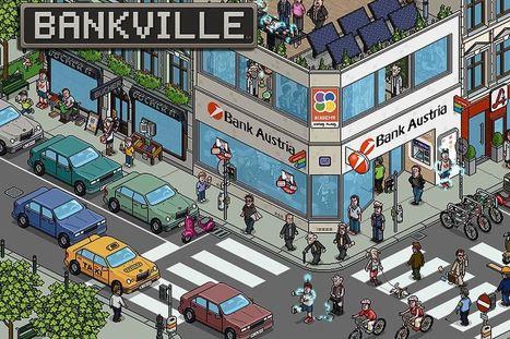Banker erarbeiten im Spiel das Geschäft von morgen - WirtschaftsBlatt.at | Digitale Spiel- und Lernwelten | Scoop.it