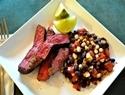 Tonight's Dinner: Cuban steak and beans recipe | 4-Hour Body Bean Cookbook | Scoop.it